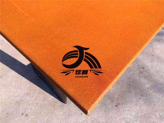 重庆雕塑耐候钢板做锈:   目前的价格水平再度下滑  耐候钢板厂家超稳待望。